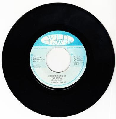 Image for I Can't Take It Reggae/ Version