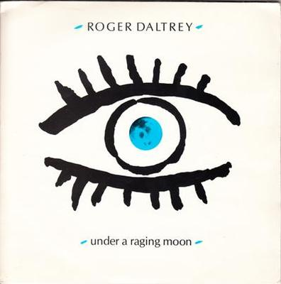 Image for Under A Raging Moon/ 2 X 45s In Gatefold