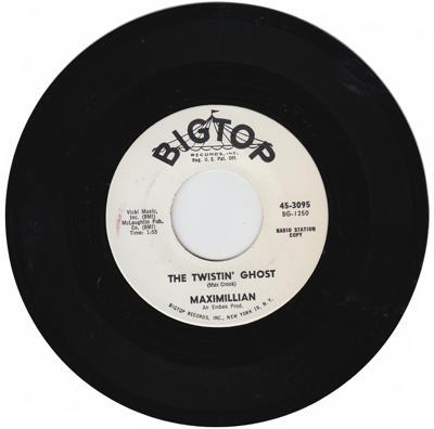 The Twistin' Ghost/ The Brezze And I / Peter Gunn