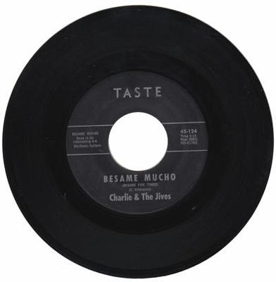 Image for Besame Mucho/ Gilbert's Rollin'