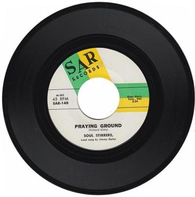 Image for Praying Ground/ No Need To Worry
