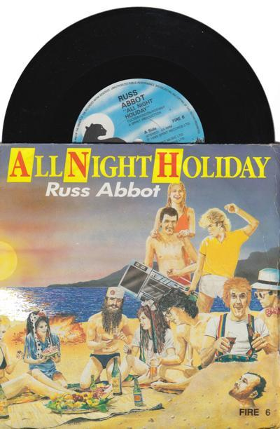 All Night Holiday/ An Ode To A Spouse