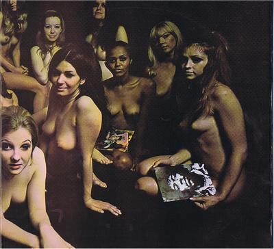 Jim Hendrix Experience - Electric Ladyland / 1968 UK press 2310269 - Polydor 2310269