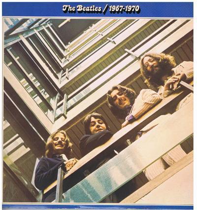 Beatles1967 - 1970/ Original 1973 Stereo Press
