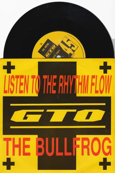 Listen To The Rhythm/ The Bullfrog