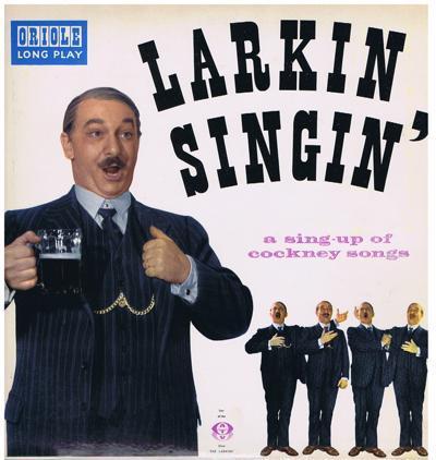 Larknin' Singin'/ 1961 Uk Press