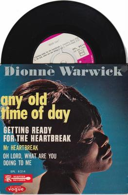 Image for Any Old Time Of Day/ 1964 4 Track Ep With Cover