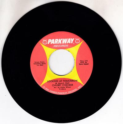 Chubby Checker - Looking At Tomorrow / You've Got The Power - Parkway P-105