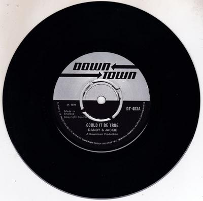 Image for Could It Be True/ B Side