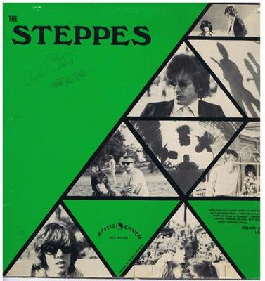 Image for Steppes/ 1984 California Indie