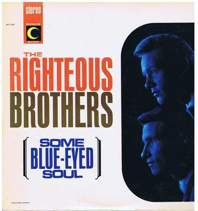 Some Blue-eyed Soul/ Original 1964 Press