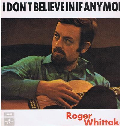 I Don't Belive In If Anymore/ 1970 Uk Press, Textured Cover