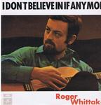 Image for I Don't Belive In If Anymore/ 1970 Uk Press, Textured Cover