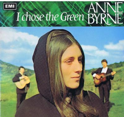 I Chose The Green/ A Flawless 1967 Uk Press