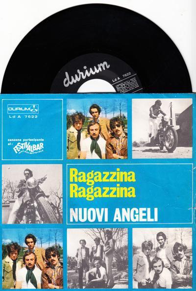 Ragazzina Ragazzina/ No C'e Bisogno Di Piangere