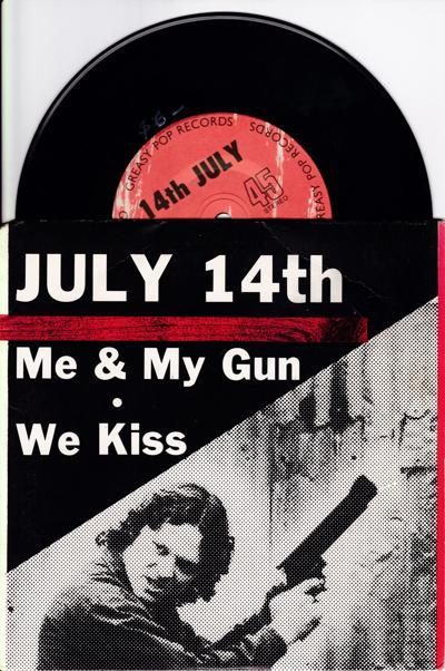 Me And My Gun/ We Kiss