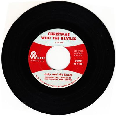 Image for Christmas With The Beatles/ Blind Boy