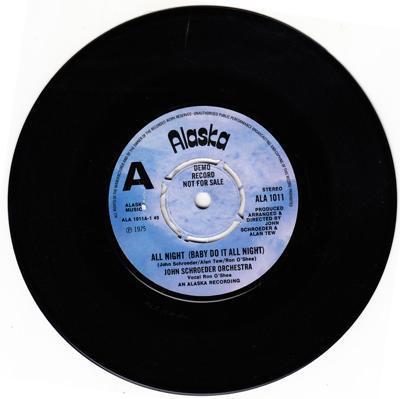 All Night (baby Do It All Night)/ Same: Instrumental