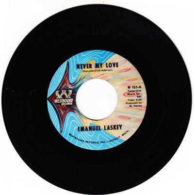 Never My Love/ A Letter From Vietnam