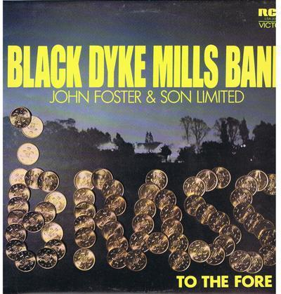 Brass To The Fore/ A Flawless 1972 Uk Press