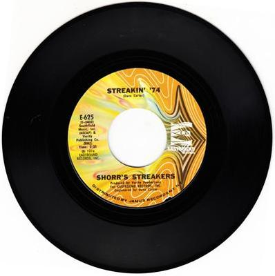Image for Streakin' '74/ Virgil