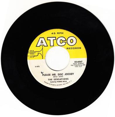 Image for Please Mr. Disc Jockey/ Ain't He Sweet