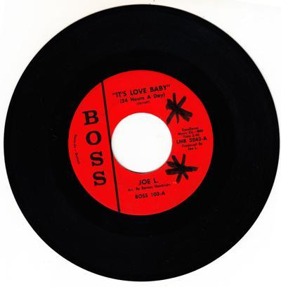It's Love Baby (24 Hours A Day)/ Norma's Blues