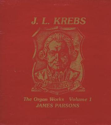 Image for The Music Of Johann Krebs/ 1982 Uk Press In Gatefold