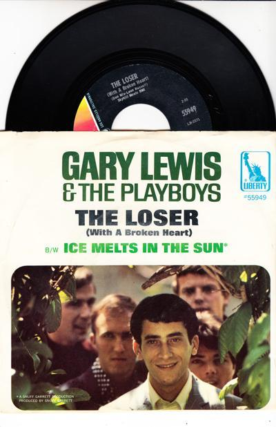 The Loser (with A Broken Heart)/ Ice Melts In The Sun