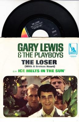 Image for The Loser (with A Broken Heart)/ Ice Melts In The Sun