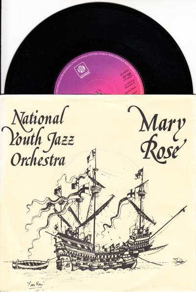 Mary Rose/ The Legend Of Mary Rose