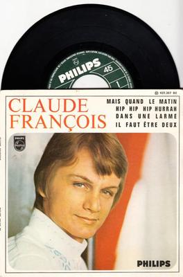 Image for Mais Quand Le Matin/ 1967 4 Track French Ep + Cvr