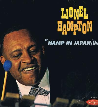 Hamp In Japan Live/ Original French Press