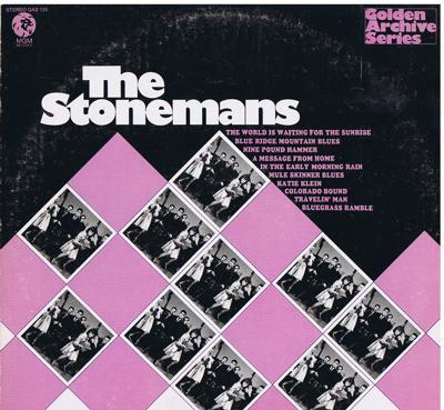 The Stonemans/ 1970 Usa Promo Copy