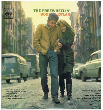 The Freewheelin'/ 13 Track Lp