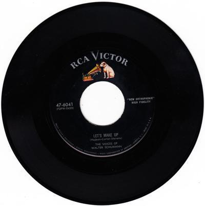 Let's Make Up/ The Ballad Of Davy Crockett