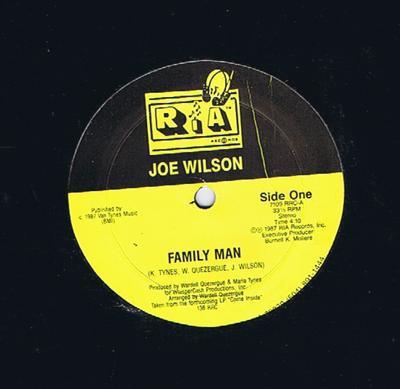 Family Man/ You Need Me