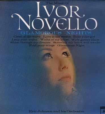 Image for Music Of Ivor Novello/ 1968 Uk Press