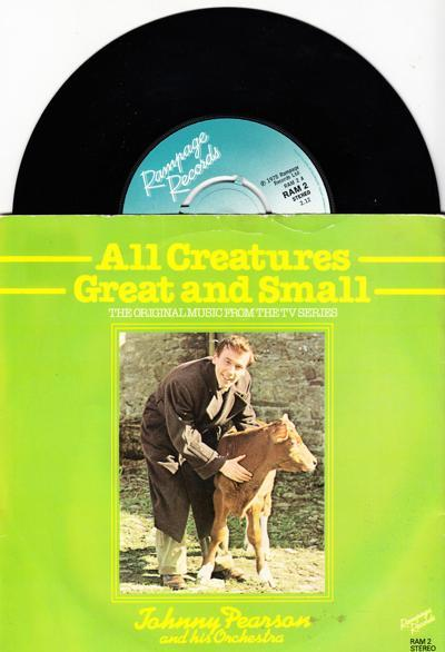 All Creatures Great And Small/ Love Dream