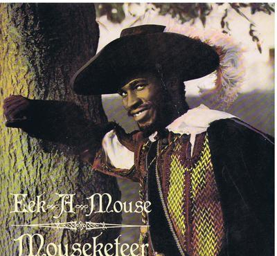 Mouseketeer/ A Flawless 1984 Uk Press