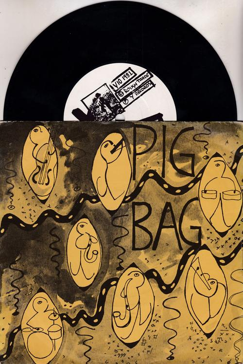 Papa's Got A Brand New Bag/ The Backside