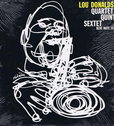 Lou Donaldson Quartet Quintet Sextet/ 1988 Usa Press