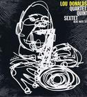 Image for Lou Donaldson Quartet Quintet Sextet/ 1988 Usa Press