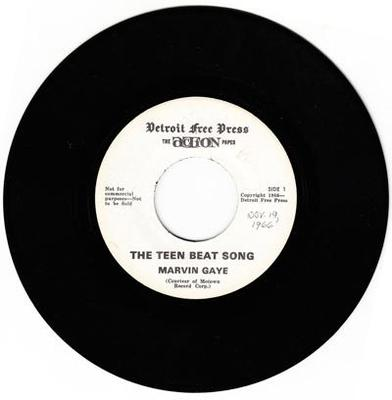 Image for The Teen Beat Song/ Loraine Alterman Interviews