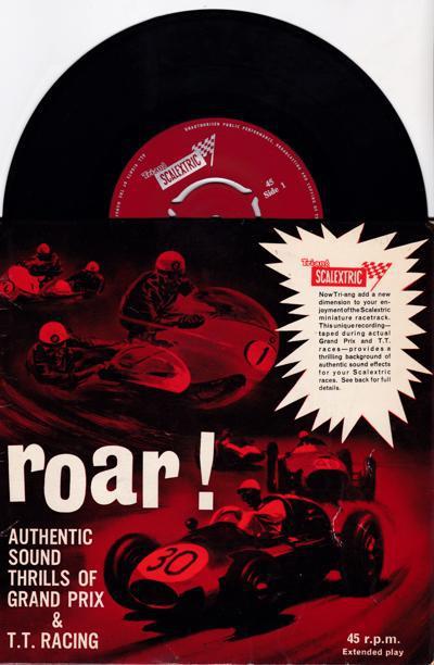 Roar !/ Grand Prix Sound Effects