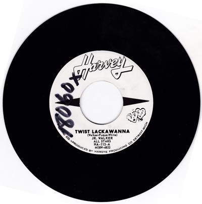 Twist Lackawanna/ Willie's Blues