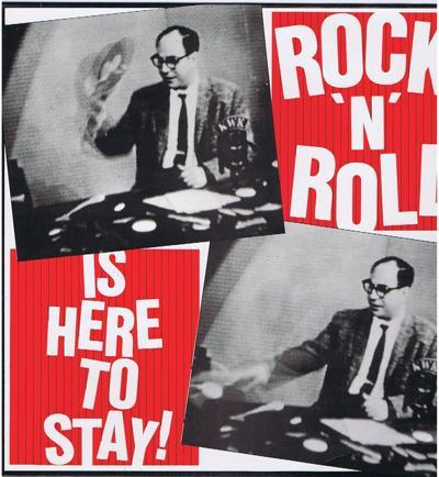 Rock N Roll Is Here To Stay/ 14 Track Lp