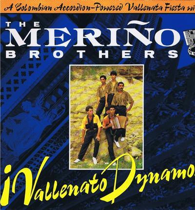 Vallenato Dynamos!/ 10 Track Lp