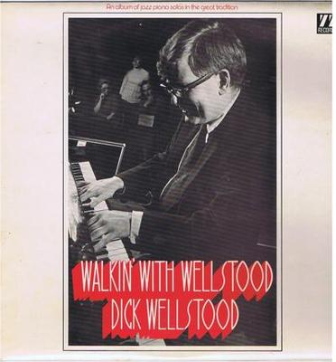 Image for Walkin With Wellstood/ 11 Track Lp