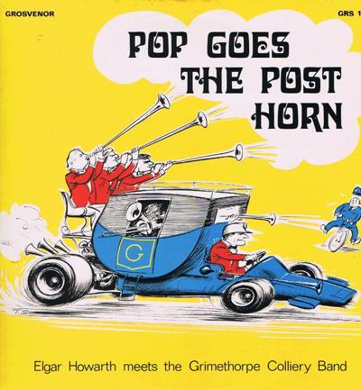 Pop Goes The Post Horn/ 16 Track Lp